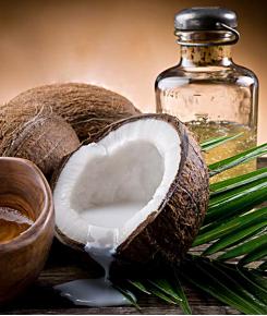 Масло кокосовое рафинированое